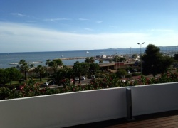 DIK236 Luxury penthouse by the sea in Nice