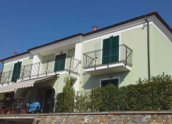 DIK253 Riva Ligure. New apartments with 2/3 bedrooms : 100 meters from the sea!