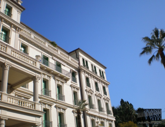 DNIK187 Sanremo. Luxury 1st line apartment with a great view!