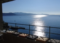 DIK134 Santa Margherita Ligure. 1st line penthouse with a panoramic view.