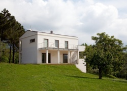 D.M.S-13 Luxury villa with a stunning sea-view and beautiful park in Versilia.