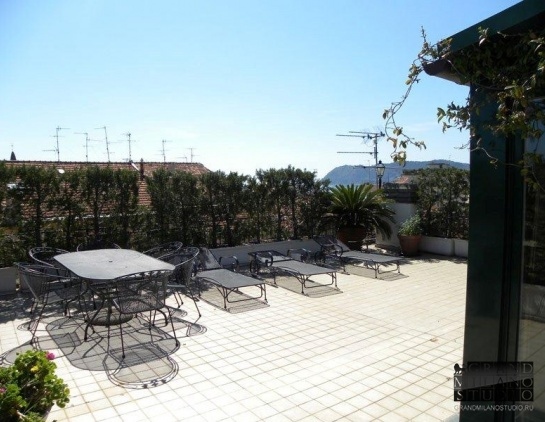 DIK66 A beautiful penthouse in Alassio
